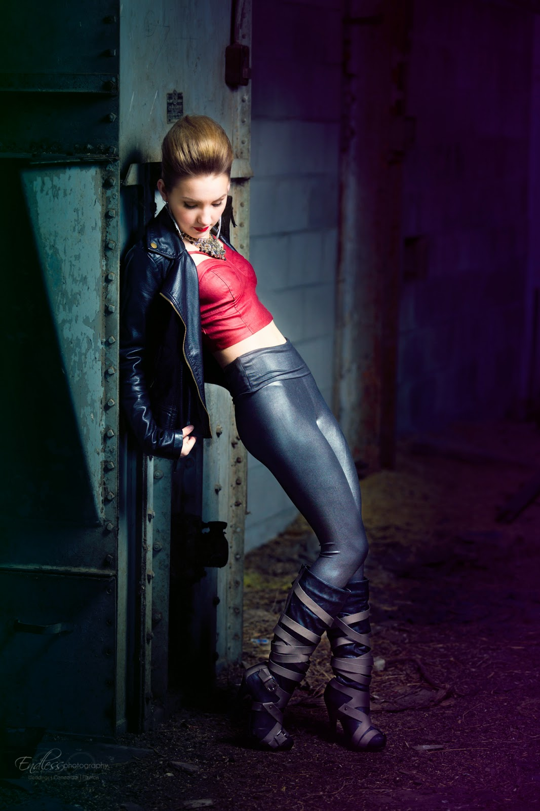 Urban Fashion Photography Portraits Ideas Grunge Industrial Pictures Outfits Look Style