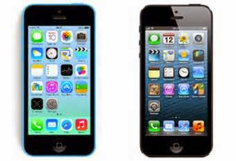 Perbandingan iPhone 5c Vs iPhone 5