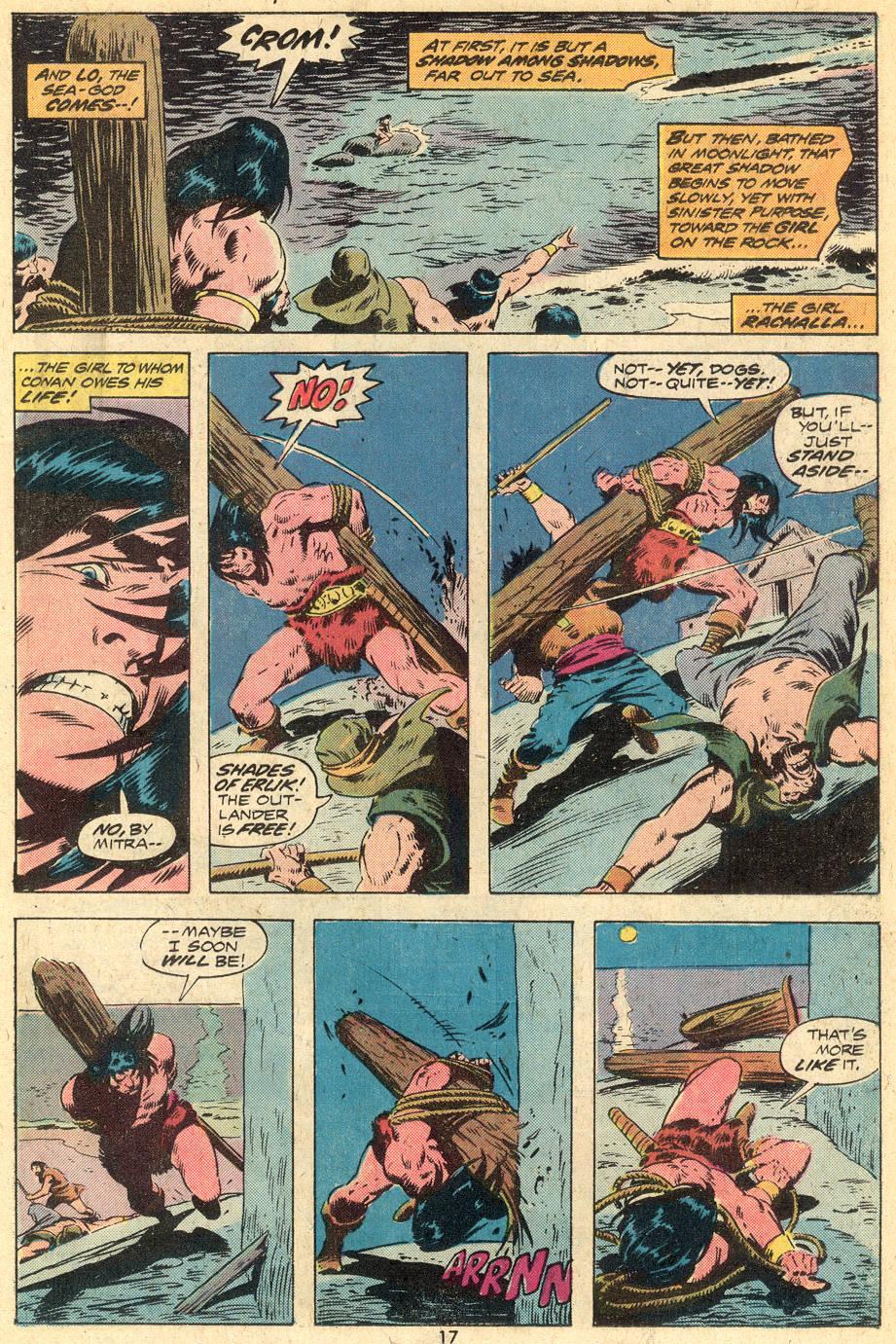 Conan the Barbarian (1970) Issue #39 #51 - English 12