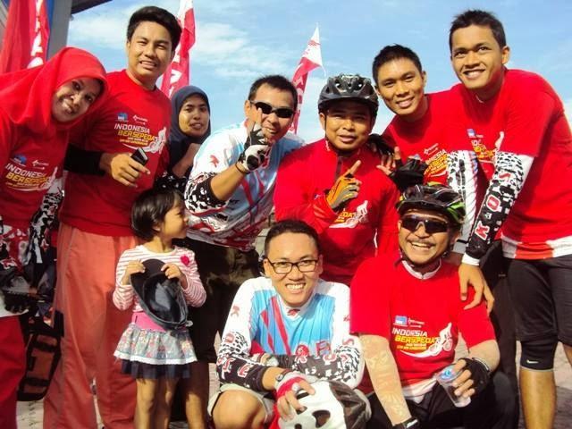 pks bersepeda, komunitas bersepeda aceh