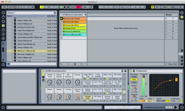Ableton Live Talks OSC to Cinder