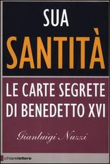 """Sua Santità""  di Gianluigi Nuzzi"