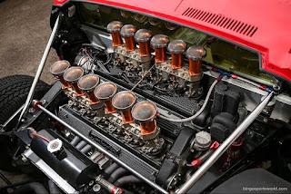 Lamborghini Miura SVR Jota