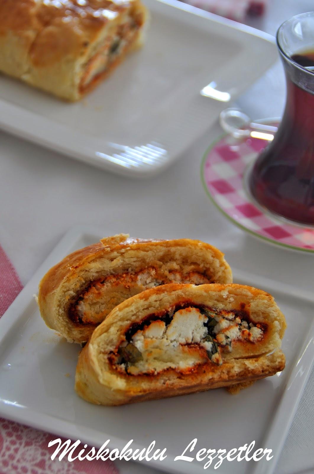 Acukalı Çörek Tarifi