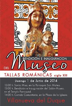 Museo parroquial de las Tallas Románicas Siglo XIII