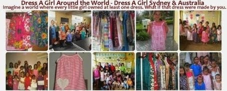Dress A Girl Around the World - Dress A Girl Australia