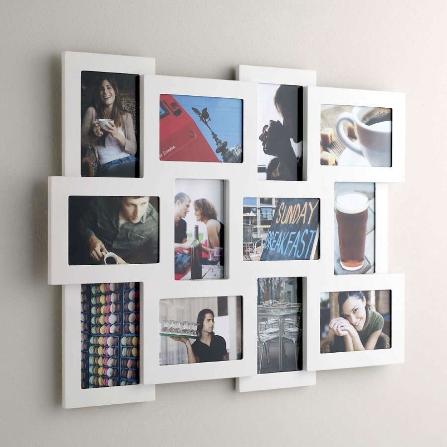 Multiple Photo Frame Wall Art Popular Wooden Photo Frame