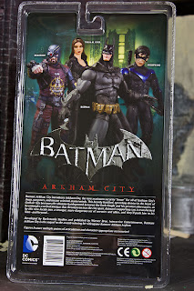 Batman Packaging Photo Back