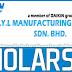 OYL Malaysia Scholarship (Undergraduate) 2015