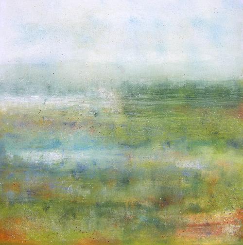 Ethereal Landscape AndreaFarmerArt: 'Eart...