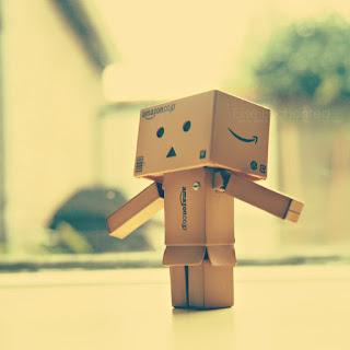 Gambar Boneka Danbo Lucu