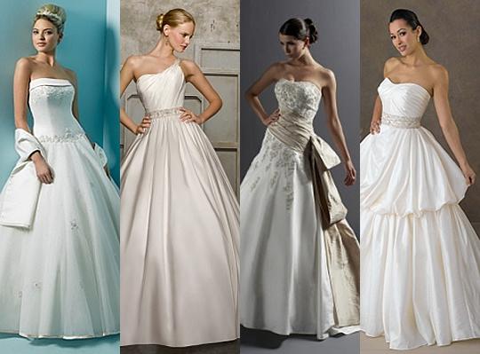 Lindos vestidos de casamento - mês das noivas - 02