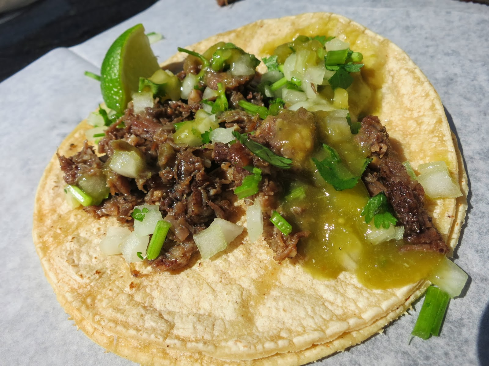 Tacos El Torito | The Chicago Taco Tour