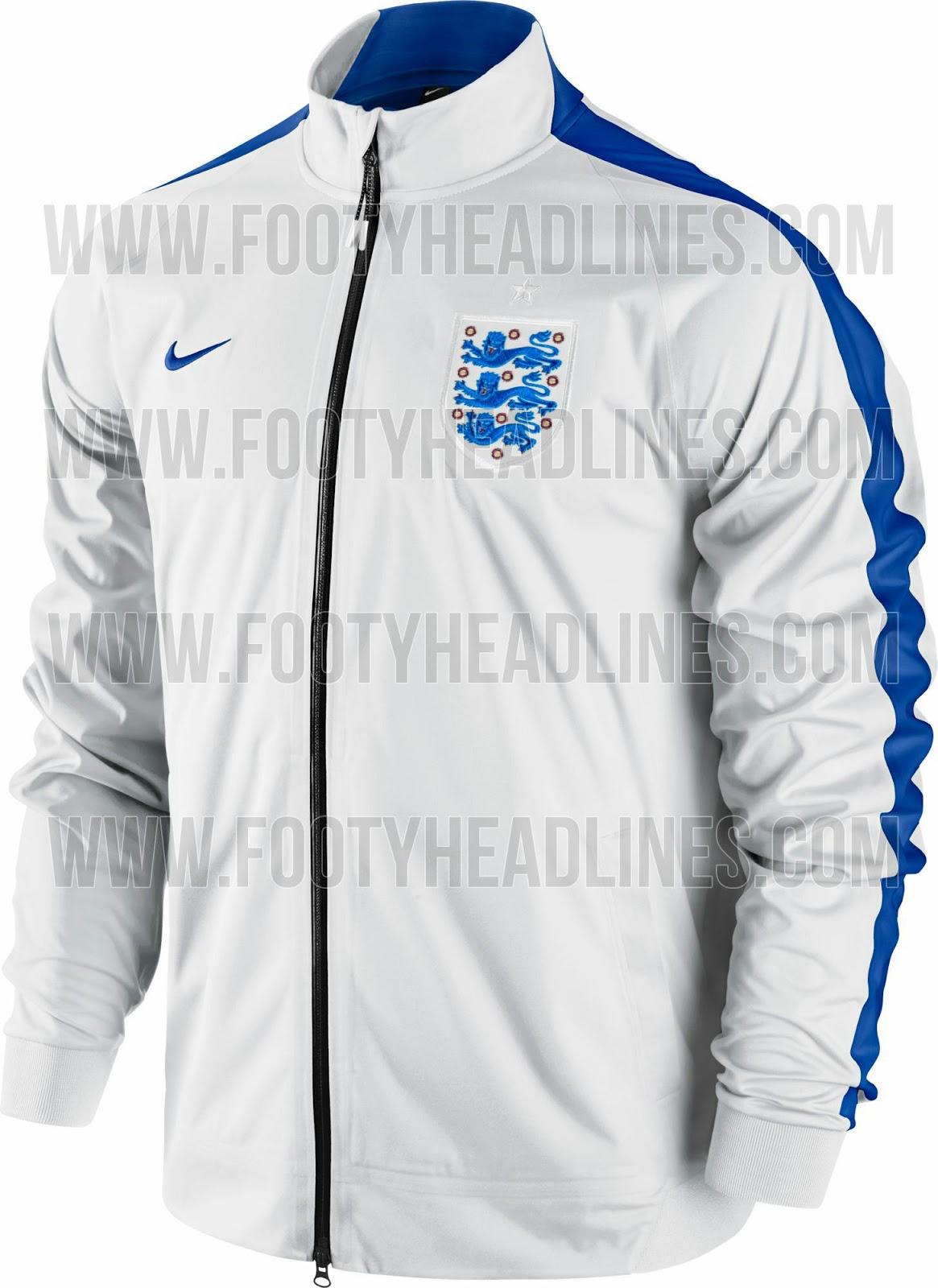 Anthem Jacket England The England 2014 Anthem Jacket