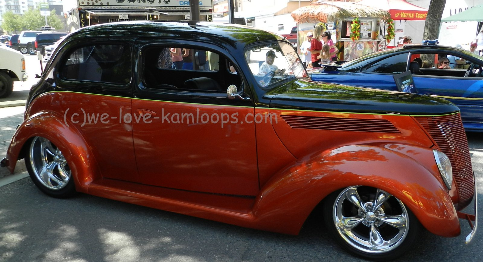 We love kamloops aug 12 2012 for 1937 ford 4 door humpback