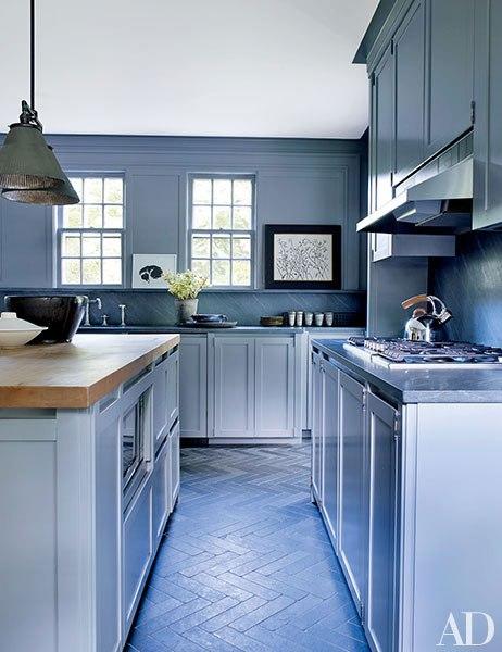 casa decorada con tonos grises