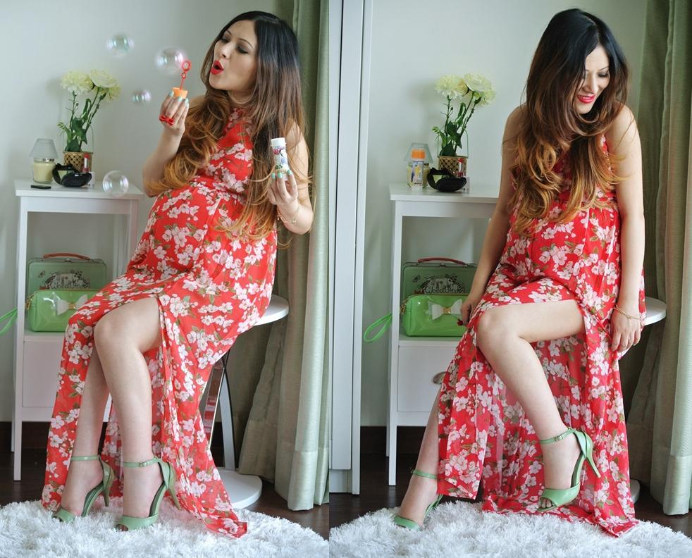 Forever 21 maxi dresses india