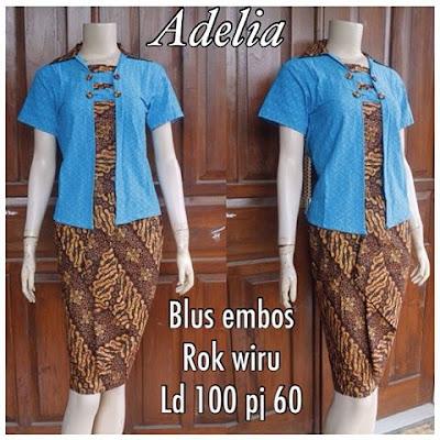 Kebaya Adelia Kbw-236