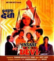 Insaaf Ki Devi 1992 Hindi Movie Watch Online
