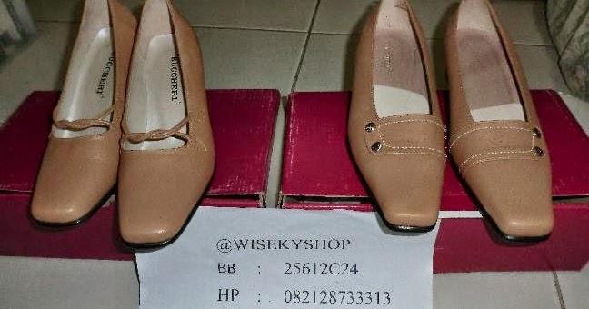 Gambar model sepatu wanita branded merk buccheri murah ...