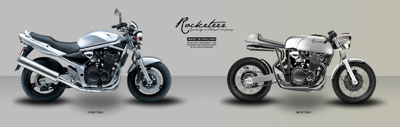 Suzuki Bandit Cafe Racer Kit