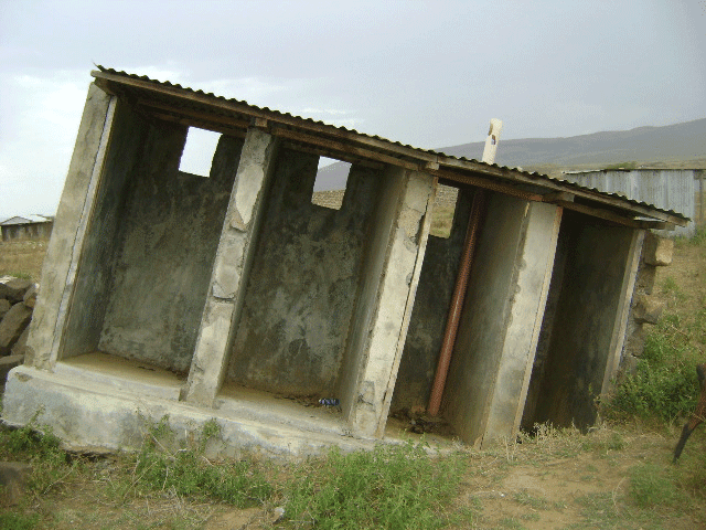 Report: Lagos State Government Seals Off Houses Without Proper Toilet System
