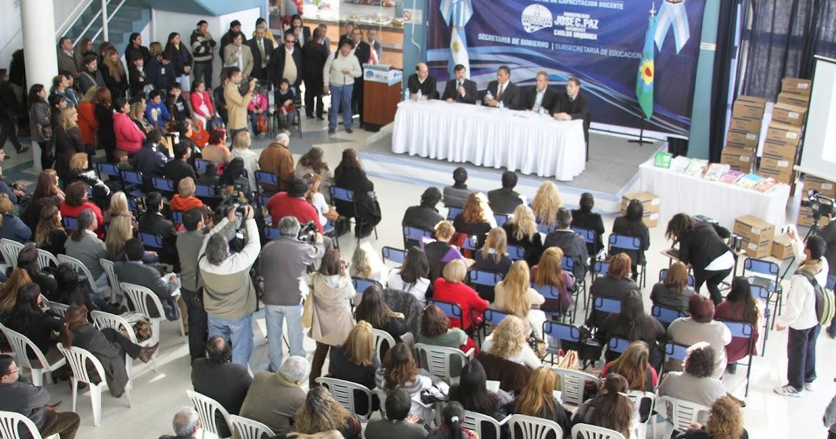 Prensa Municipalidad Jos C Paz Capacitaci N Para