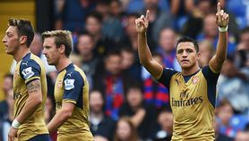 Crystal Palace vs Arsenal 1-2 Video Gol & Highlights