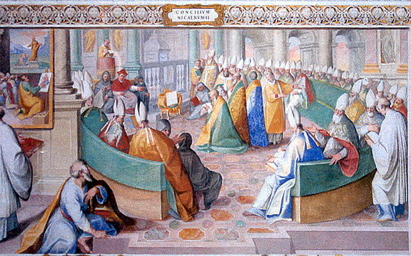 Councils of Faith: Nicaea II (787) | Order of preachers