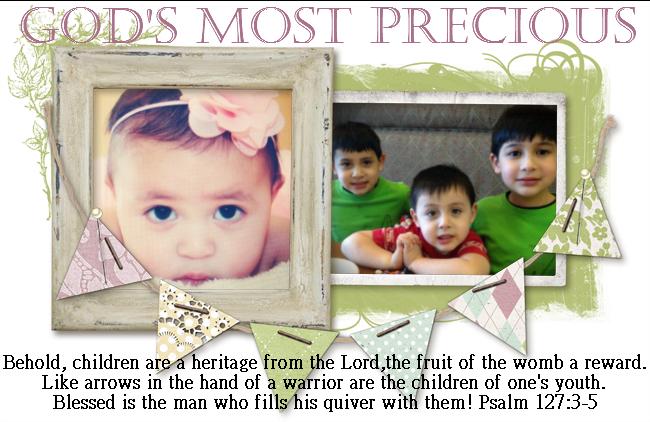 God's Most Precious