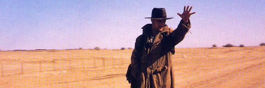zisi emporium for b movies dust devil the hitcher goes