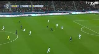 أهداف مباراة ( باريس سان جيرمان vs أنجيه ) HD الدوري الفرنسي