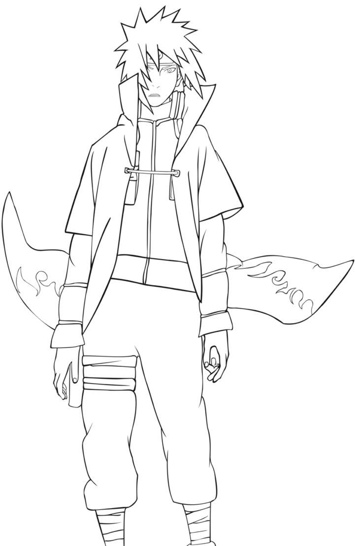 Blog MegaDiverso: Naruto shippuden para pintar y descargar