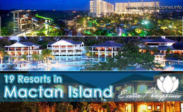 19 Resorts in Mactan Island