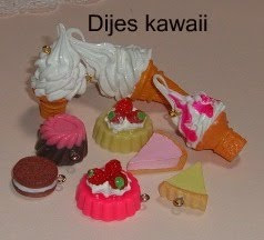 Dijes kawaii