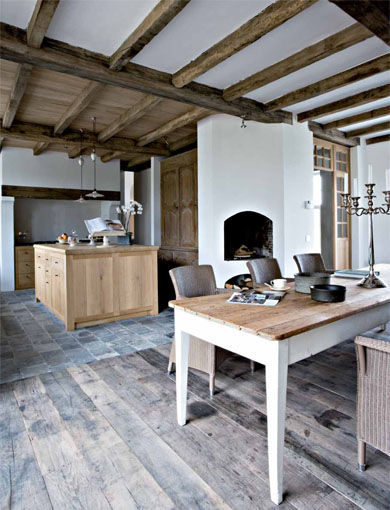 Linenandlavender Reclaimed Wood Floors By Corvelyn Be