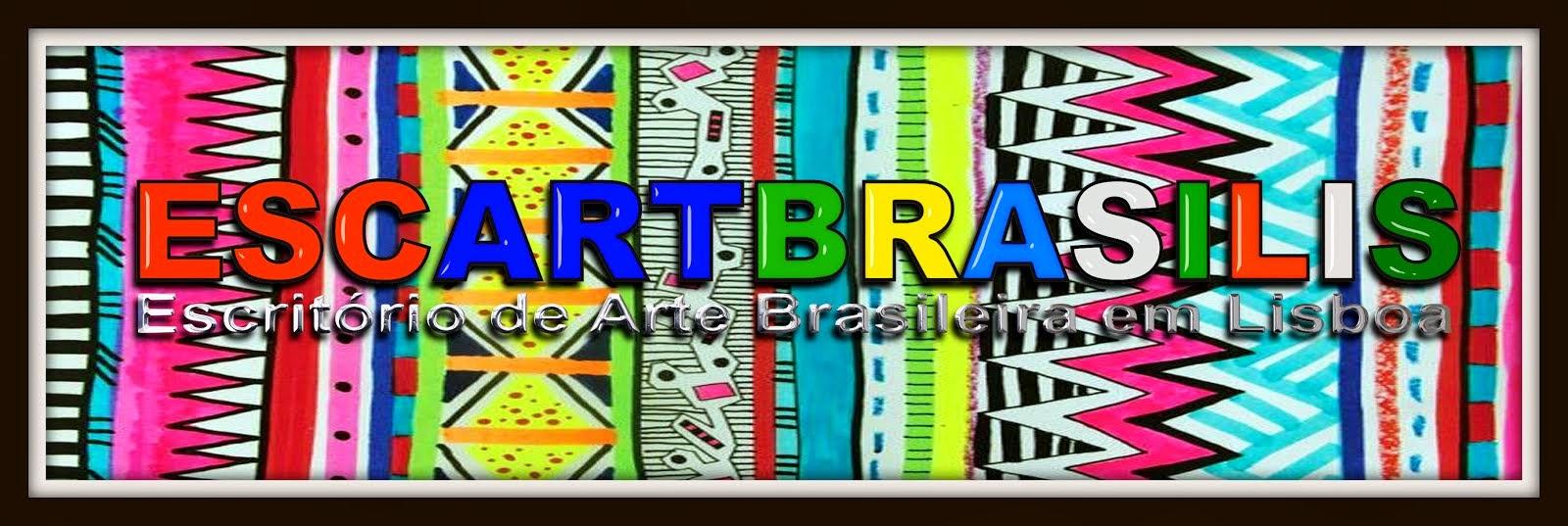 ESCRITÓRIO de ARTE BRASILEIRA em LISBOA