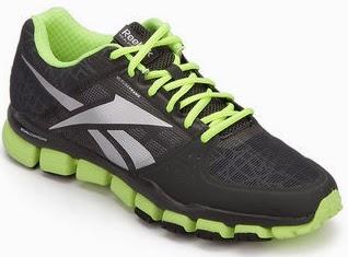 674d35233946 Reebok Realflex Transition 4.0 Grey Running Shoes