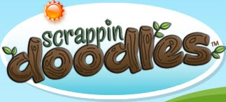 Some images in blog header and button are from Scrappin Doodles.