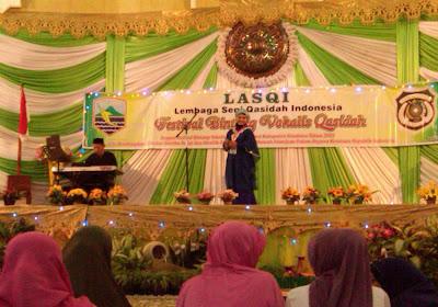 Lasqi Gelar Festival Bintang Qasidah