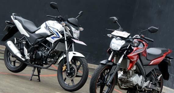 Prios Home Komparasi Positif Sport Honda Vs Yamaha