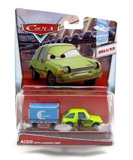 mattel cars acer