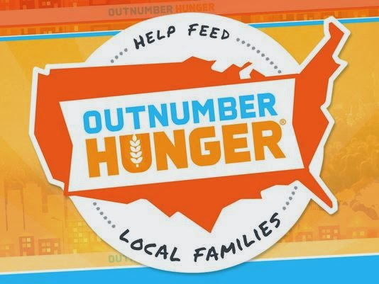 General Mills outnumber hunger