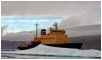 Developments in Arctic Shipping Operations & Infrastructure