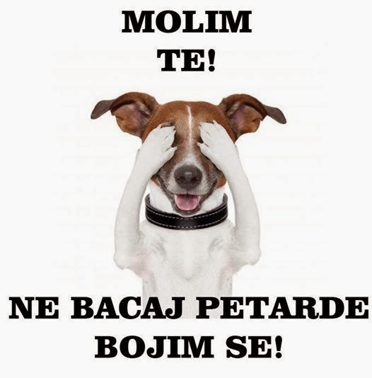Stop petardama