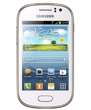 Samsung Galaxy Fame (S6810) Blanco