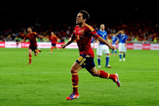 España se proclamó Campeón de la Eurocopa 2012