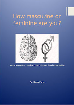 How masculine or feminine are you?