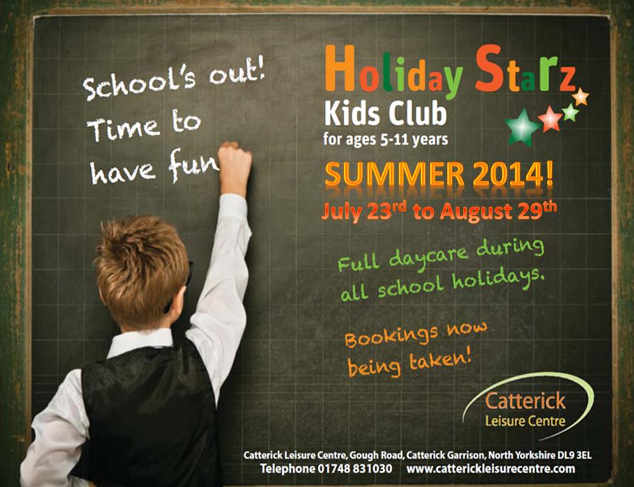 Holiday Starz Kids Club