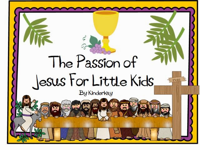 http://www.teacherspayteachers.com/Product/Passion-of-Jesus-for-Little-Kids-Lets-Make-a-Book-616450